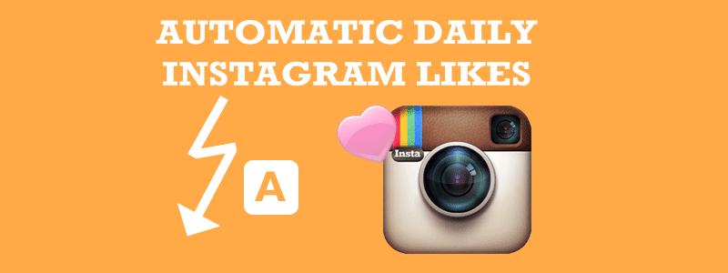 Instagram otomatik begeni satin al